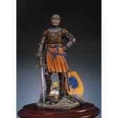 figurine kit a peindre chevalier italien en 1300 sm f24