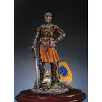 Figurine - Kit à peindre Chevalier italien en 1300 - SM-F24