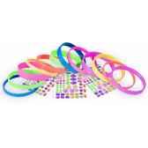 coffret mosaiques autocollantes bracelets stick n style the orb factory orb63290