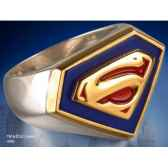 anneau superman returns noble collection nn4002