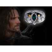 aragorn anneau barahir replique noble collection nn0954
