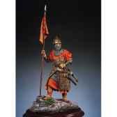 figurine kit a peindre guerrier turc en 725 sm f29