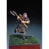 figurine kit a peindre guerrier ecossais en 1297 sm f30