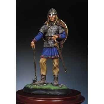 Figurine - Kit à peindre Guerrier viking  Norvège  X siècle - SM-F35