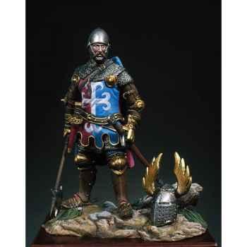 Figurine - Kit à peindre Chevalier en 1325 - SM-F37