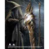 baton de gandalf lumineux noble collection nn1247