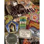 boite d artefacts ron weasley noble collection nn7432