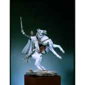 figurine kit a peindre le cid a chevasm f39