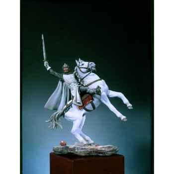 Figurine - Kit à peindre Le Cid à cheval - SM-F39