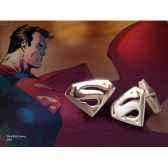 boutons de manchette superman returns noble collection nn4436