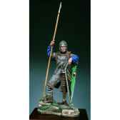 figurine kit a peindre guerrier normand hastings sm f40