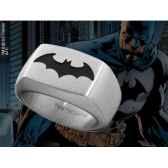 chevaliere embleme batman noir noble collection nnxt8316