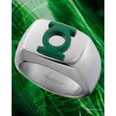 chevaliere embleme green lantern vert noble collection nnxt8317
