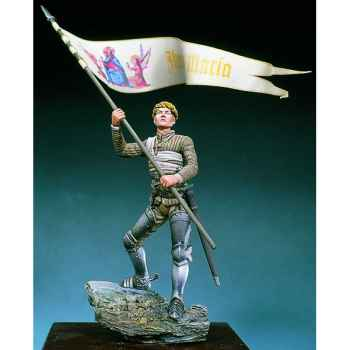Figurine - Kit à peindre Jeanne d'Arc, Orléans en 1429 - SM-F41
