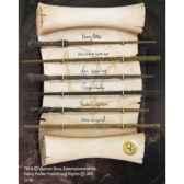 collection de baguettes de armee de dumbledore noble collection nn7728