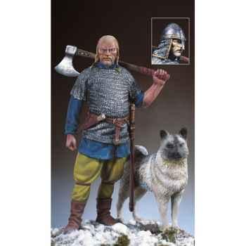 Figurine - Kit à peindre Chef viking - SM-F43
