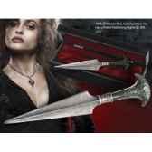 dague de bellatrix lestrange noble collection nn7555