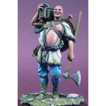 Figurine - Kit à peindre Pillard  900 ap. J.-C. - SM-F44