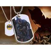 dog tag batman accroupi noble collection nnxt8369