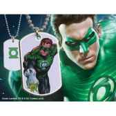dog tag green lantern noble collection nnxt8371