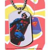 dog tag superman volant noble collection nnxt8368