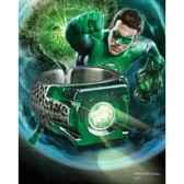 green lantern anneau lumineux noble collection nn5133