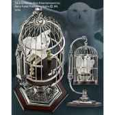 hedwige miniature en cage noble collection nn7098