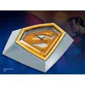 horloge de bureau superman returns noble collection nn4143