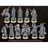 jeu dechecs pieces le retour du roi noble collection nn9008