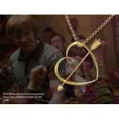 pendentif coeur ron weasley noble collection nn8112