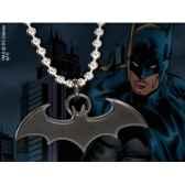 pendentif embleme batman noir noble collection nnxt8323