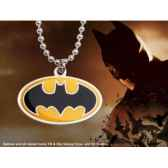 pendentif embleme batman noble collection nnxt8325