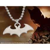 pendentif embleme batman noble collection nnxt8326
