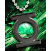 pendentif embleme green lantern noir noble collection nnxt8330