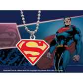 pendentif embleme superman rouge noble collection nnxt8322