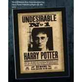 plaque undesirable n1 harry potter noble collection nn7023