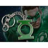 porte cles logo green lantern en couleur noble collection nnxt8364