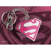 porte cles logo supergirrose noble collection nnxt8366