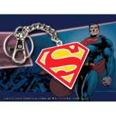 porte cles logo superman en couleur noble collection nnxt8360