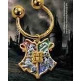 poudlard porte clefs noble collection nn7117