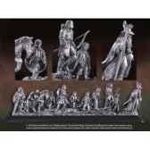sculpture communaute de anneau noble collection nn2255