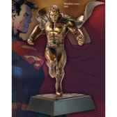 statue bronze superman noble collection nn4361