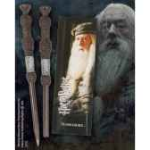 stylo baguette marque page dumbledore noble collection nn8632