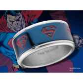 superman anneau coulissant bleu noble collection nnxt8300