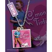 tintin pendentif charme noble collection nn2068