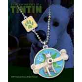 tintin pendentif milou noble collection nn2074