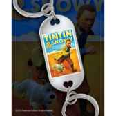tintin porte cles tintin et milou noble collection nn2078