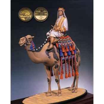 Figurine - Kit à peindre Lawrence d'Arabie en 1917 - S3-F10