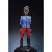figurine kit a peindre chasseur france s3 f5