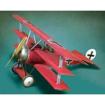 Figurine - Kit à peindre Ensemble Fokker DR 1 en 1918 - S3-S02